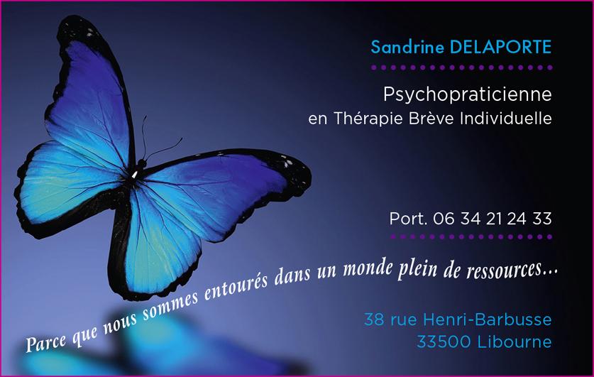 Sandrine DELAPORTE